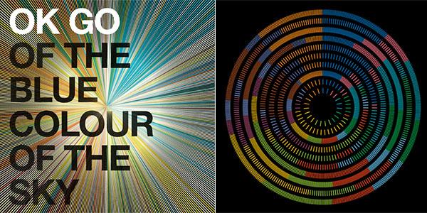 """Album Review: Ok Go – """"Of The Blue Colour Of The Sky"""