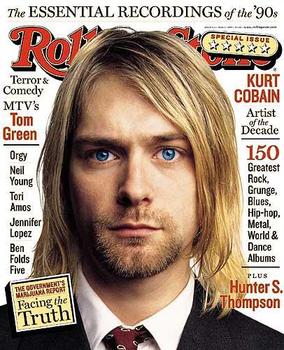 Replaced Kurt Cobain A...